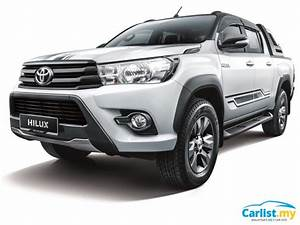 Toyota Hilux 2017 : new 2017 toyota hilux variants 2 4g limited at rm126k 2 4g std from rm109k auto news ~ Accommodationitalianriviera.info Avis de Voitures