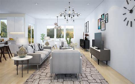 Living Room Interior Design Pdf by Real Estate 3d Interiors Design Rendering Sles