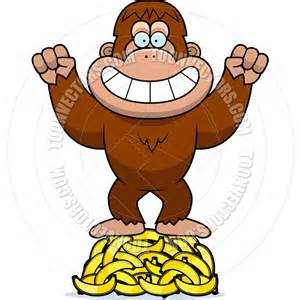 Bigfoot Cartoon Clip Art