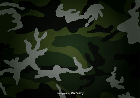 Camo Background Vector Multicam Camouflage Background Free