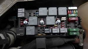 Fuse Box In Buick Century
