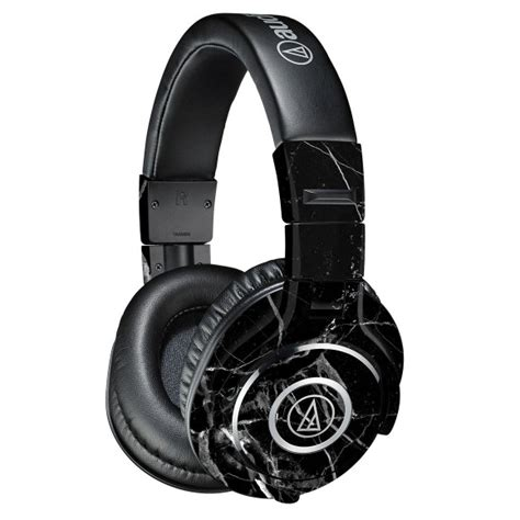 series skins wraps for audio technica ath m40x