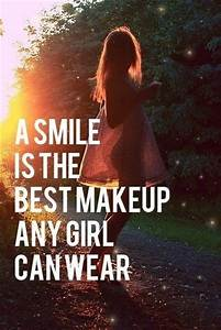 Quotes and Sayi... Lipstick And Smile Quotes