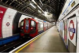 Pioneering OOH Going underground     what can the Tube tell us about    London Underground Stations
