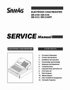 Samsung Sam4s Er-5100 Cash Register Download Manual For Free Now