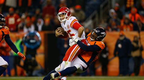 afc west standings broncos ranked   afc west