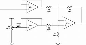 Op Amp - How To Reverse A Pressure Transducer Output Voltage