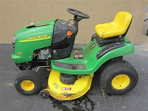 John Deere L100 Vs  John Deere X540