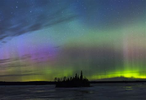 Northern Lights Minnesota by Another For Northern Lights Viewing Minnesota