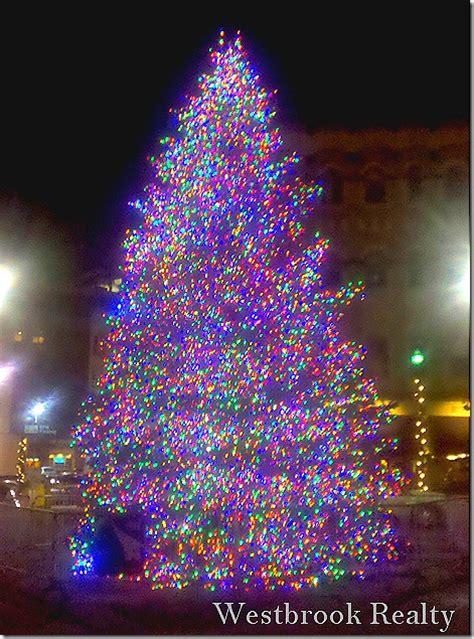 foto friday christmas tree rosa parks circle grand