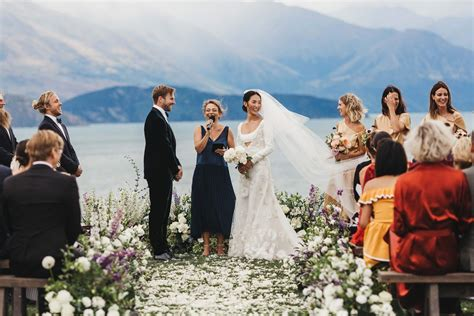 Nicole Warne wedding: see the photos of Gary Pepper Girl's ...
