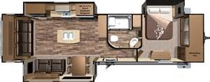 Fifth Wheel Bunkhouse Floor Plans by 2016 Roamer Travel Trailers Rt323rls By Highland Ridge Rv