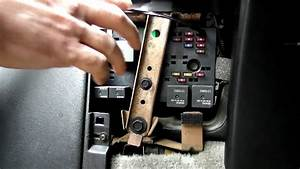 Emergency Windshield Wiper Switch