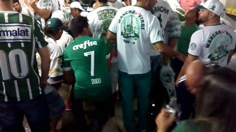 Festa Sub Sede Mancha Verde Jaú hino do Palmeiras - YouTube