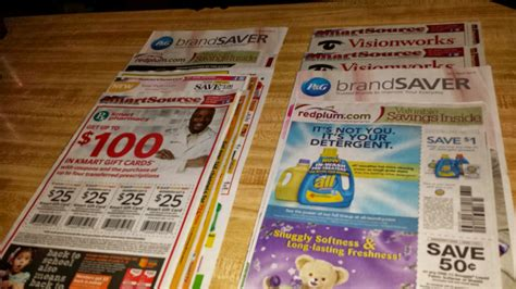 19933 Redplum Coupons Sunday Paper by Rgv Coupon Sunday Paper Coupon Inserts 09 29 13