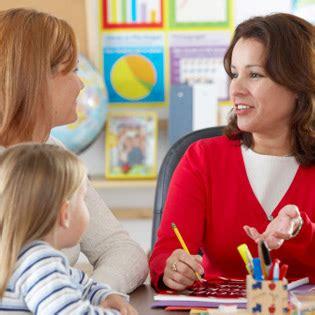 acing the preschool parent conference 564 | parent teacher