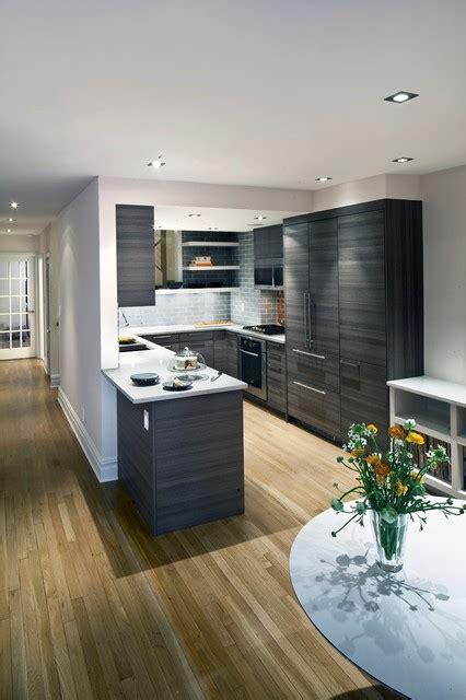 white kitchen flooring brownstone duplex lighting 1041
