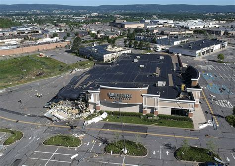 barnes and noble wilkes barre tornado in wilkes barre twp caused minor injuries and
