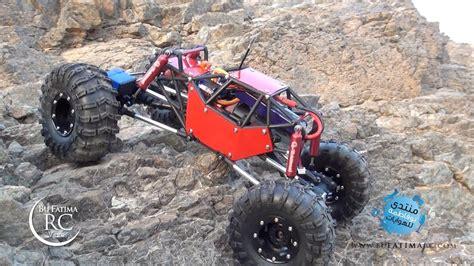 gmade  crawler spider car climbing rock mountain youtube