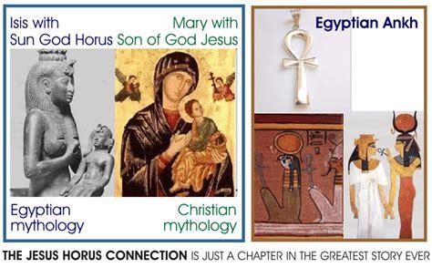 image gallery horus and jesus