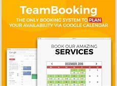 Team Booking WordPress booking system by VonStroheim