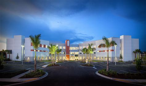 landmark hospital  southwest florida stevens construction