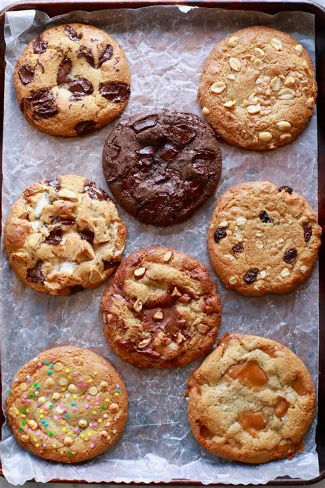 crazy cookie dough  easy cookie recipe  endless