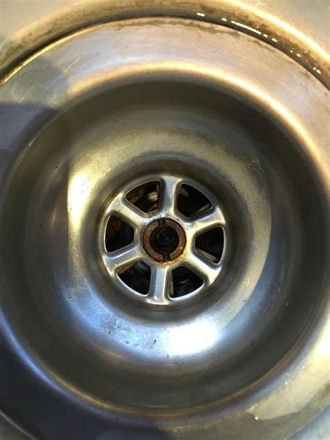 plumbing   replace  kitchen sink basket   lock nut home improvement stack exchange