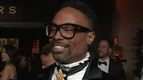 Oscars Billy Porter Why Wore Bold Ball Gown