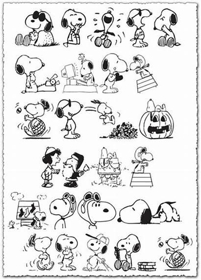 Snoopy Vector Dog Eps Sketches Christmas Sketch