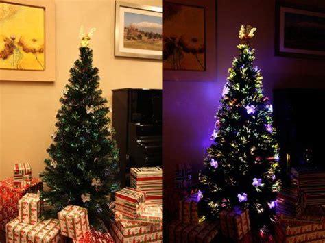 argos fiber optic christmas tree 5ft best 25 fiber optic trees ideas on fibre optic trees tomato cage