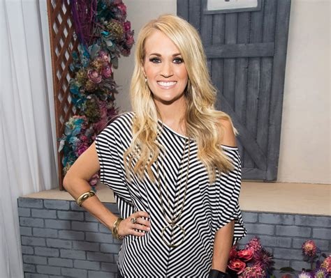 carrie underwood reveals  post baby workout instylecom