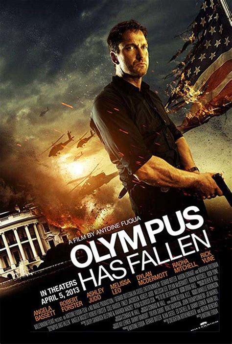 Olympus Has Fallen review | Flaw in the Iris