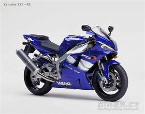 Yamaha Yzf - R1 2000 - N U00e1zory Motork U00e1 U0159 U016f  Technick U00e9 Parametry  Servisn U00ed Manu U00e1ly Yamaha Yzf