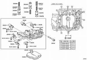 Toyota Rav4aca38l-anpgk - Powertrain-chassis