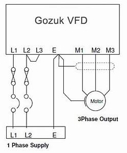single phase vfd with 220v input output With potentiometer wiring diagram vfd potentiometer wiring diagram vfd hard