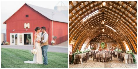 upstate  york barn wedding hayloft   arch