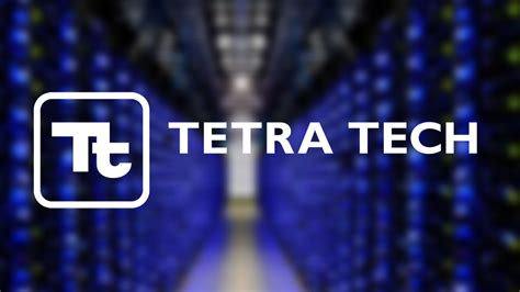 Tetra Tech logo | Engineering Logos