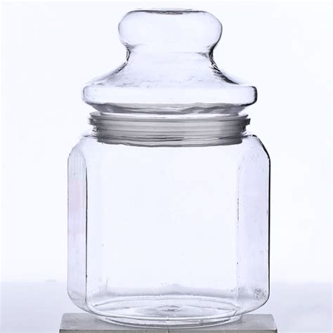 clear plastic kitchen canisters plastic canisters 32oz clear plastic jars with black