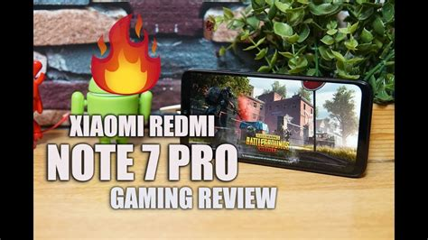 xiaomi redmi note  pro gaming review  pubg mobile