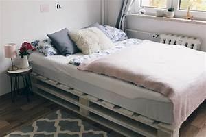 1 40 Mal 2 Meter Bett : das diy palettenbett loveandfashion ~ Markanthonyermac.com Haus und Dekorationen