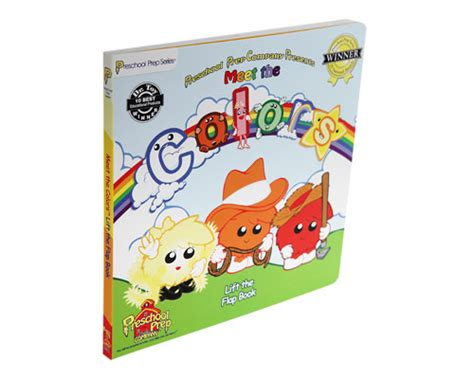 meet the colors preschool prep meet the colors lift the flap board book preschool prep 988
