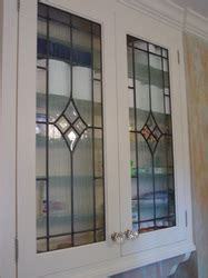 kitchen cabinet glass inserts leaded cabinet doors inserts beveled stained glass etched 7836