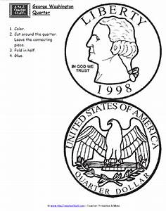 George Washington – Quarter Printable { free printable } # ...