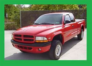 Dodge Dakota 97 98 99 2000 Repair Service Manual Download