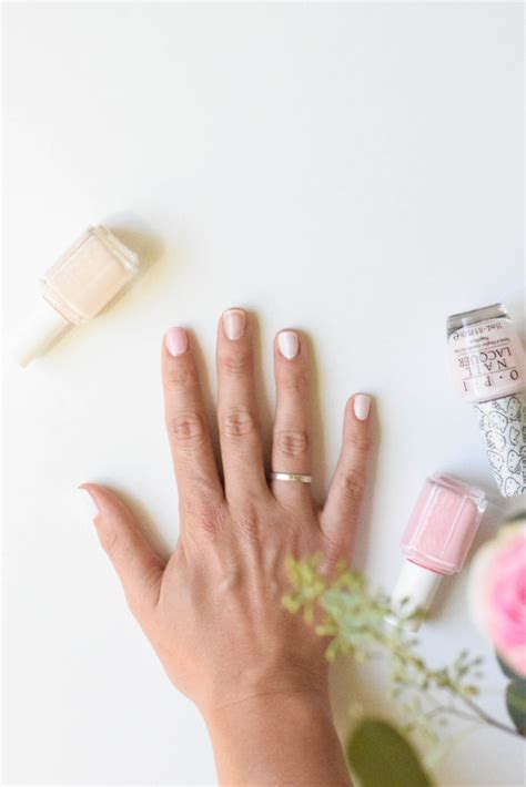 4 Must Have Light Pink Nail Polish Colors - Timeless Taste