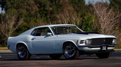 1970 Ford Mustang Boss 429 Fastback  Lot S168  Indy 2016