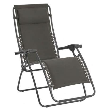 siege relax lafuma fauteuil de cing relax pour cing car et cing
