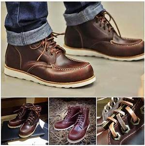 red wing boots mirror work boots mens boots steel toe With cheap mens work boots online