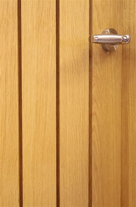 Mexicano A Grade White Oak Door (40mm)   Internal Doors
